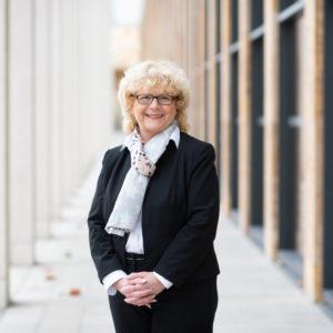 Christa Gabriel, Kandidatin für die Wahl zur Stadtverordnetenversammlung am 14.03.2021