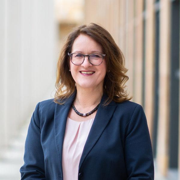 Susanne Hoffmann-Fessner, Kandiadatin für die Wahl zur Stadtverordnetenversammlung am 14.03.2021