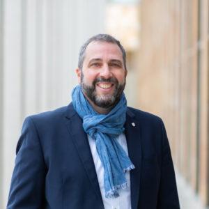 Michael David, Kandidat für die Wahl der Stadtverordnetenversammlung am 14.03.2021