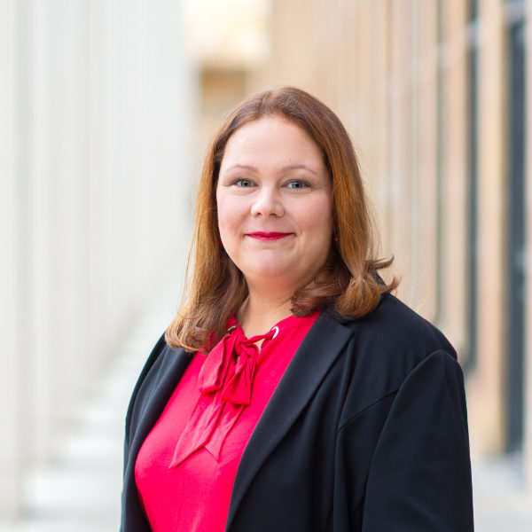 Nadine Ruf, Kandidatin für die Wahl zur Stadtverordnetenversammlung am 14.03.2021