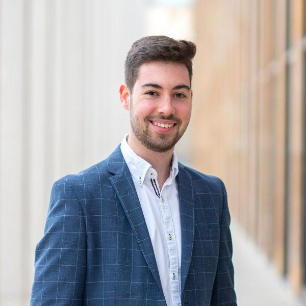 Silas Gottwald, Kandidat für die Wahl zur Stadtverordnetenversammlung am 14.03.2021