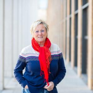 Helga Tomaschky-Fritz, Kandidatin für die Wahl zur Stadtverordnetenversammlung am 14.03.2021