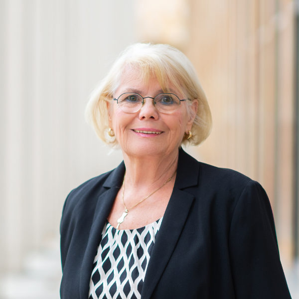 Gaby Wolf, Kandidatin für die Wahl zur Stadtverordnetenversammlung am 14.03.2021