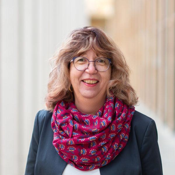 Petra Vogt, Kandidatin für die Wahl zur Stadtverordnetenversammlung am 14.03.2021