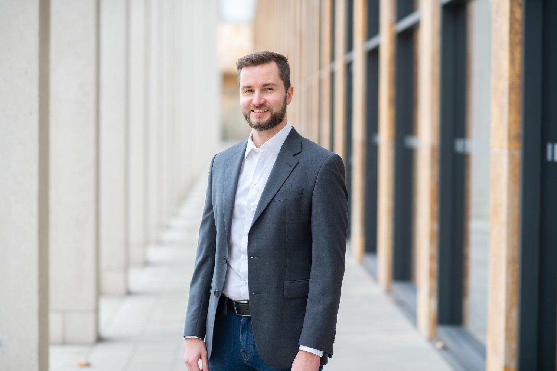 Christopher Nemeczek, Kandidat für die Wahl zur Stadtverordnetenversammlung am 14.03.2021