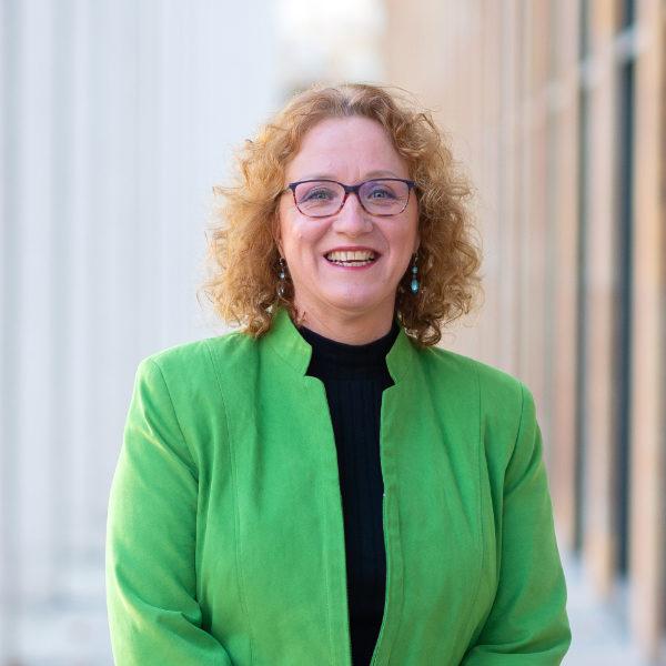 Annette Schmidt, Kandidatin für die Wahl zur Stadtverordnetenversammlung am 14.03.2021