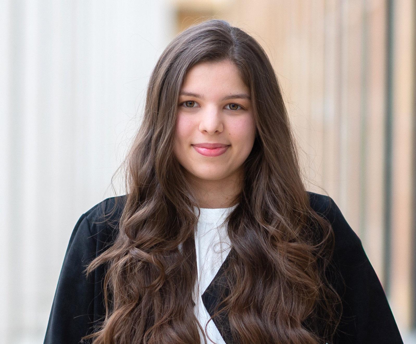 Silvana Sand, Kandidatin für die Wahl zur Stadtverordnetenversammlung am 14.03.2021