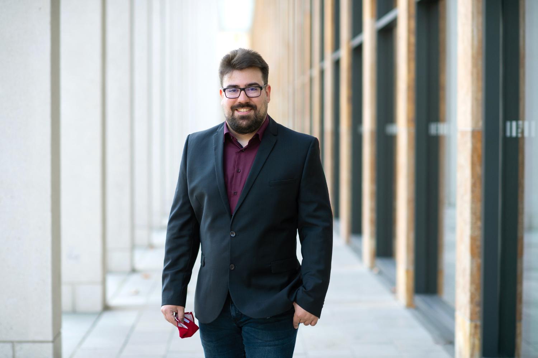 Farsin Alikhani, Kandidat für die Wahl zur Stadtverordnetenversammlung am 14.03.2021