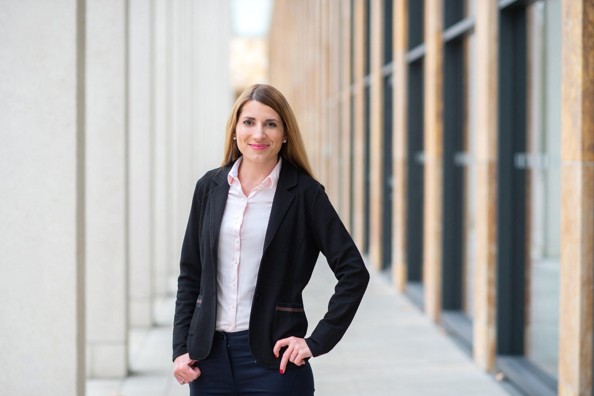 Lea Eckert, Kandidatin für die Wahl zur Stadtverordnetenversammlung am 14.03.2021
