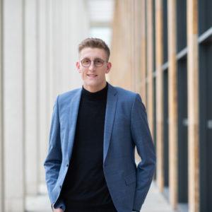 Marius Becker, Kandidat für die Wahl zur Stadtverordnetenversammlung am 14.03.2021
