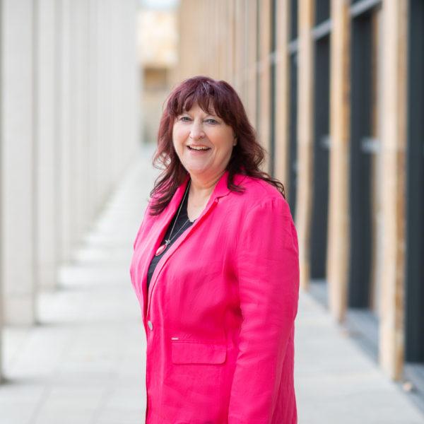 Anita Hebenstreit, Kandidtin für die Wahl zur Stadtverordnetenversammlung am 14.03.2021