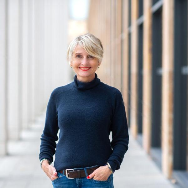 Michaela Glück, Kandidatin für die Wahl zur Stadtverordnetenversammlung am 14.03.2021