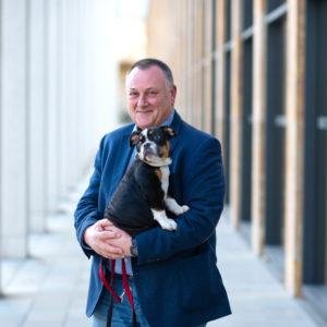 Harald Weber, Kandidat für die Wahl zur Stadtverordnetenversammlung am 14.03.2021