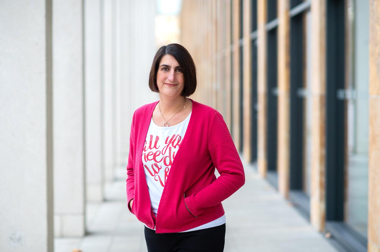 Isabel Maino-Amer, Kandidatin für die Wahl zur Stadtverordnetenversammlung am 14.03.2021