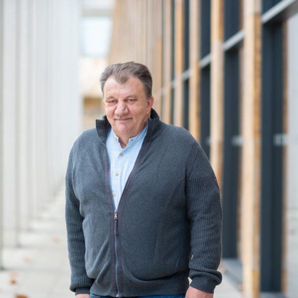 Wilfried Koch, Kandidat für die Wahl zur Stadtverordnetenversammlung am 14.03.2021