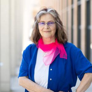 Sabine Ruwwe, Kandidatin für die Wahl zur Stadtverordnetenversammlung am 14.03.2021