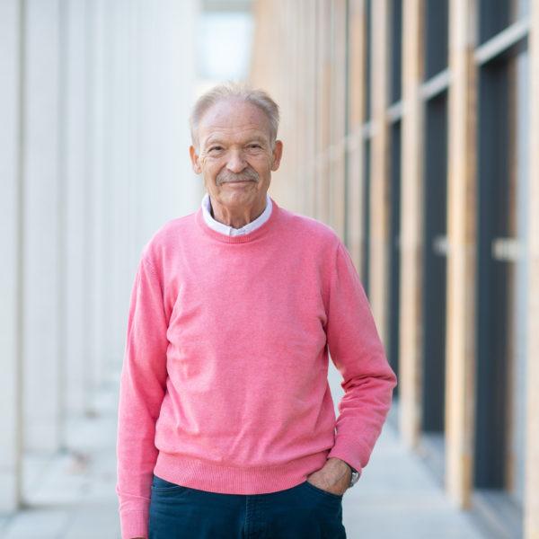 Helmut Fritz, Kandidat für die Wahl zur Stadtverordnetenversammlung am 14.03.2021