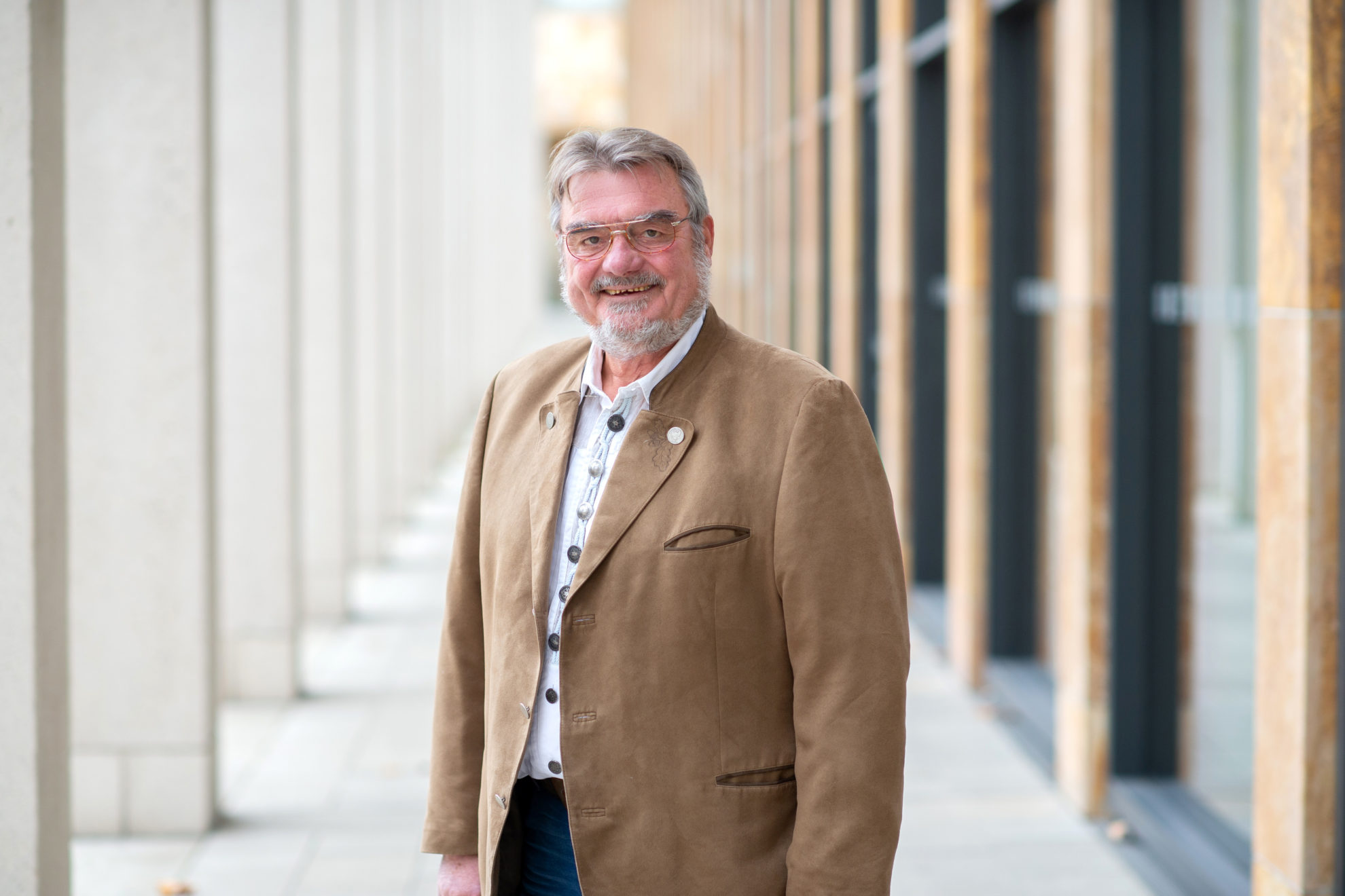 Gunther A. Ludwig, Kandidat für die Wahl zur Stadtverordnetenversammlung am 14.03.2021