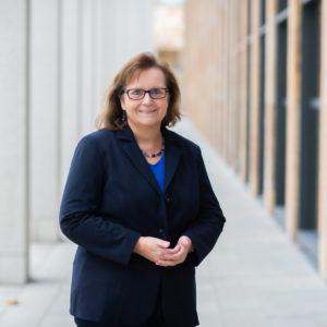 Mechthild Behr, Kandidatin für die Wahl zur Stadtverordnetenversammlung am 14.03.2021