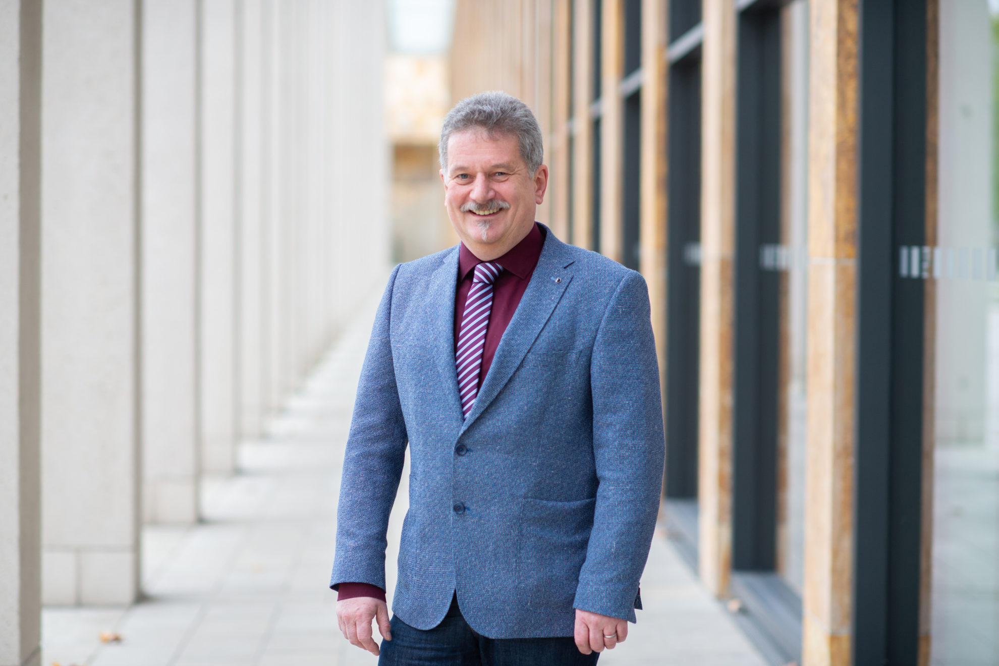 Urban Egert, Kandidat für die Wahl zur Stadtverordnetenversammlung am 14.03.2021
